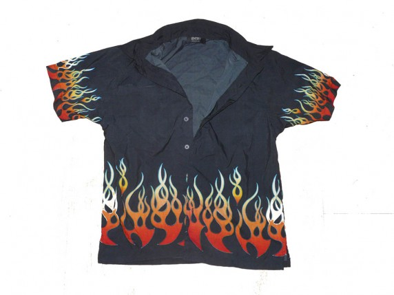 Koszulki, podkoszulki Rockabilly ognie