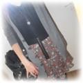 floral zip