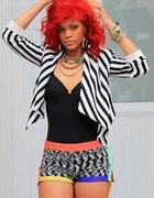 POSZUKUJĘ H&M marynarka paski waterfall Rihanna