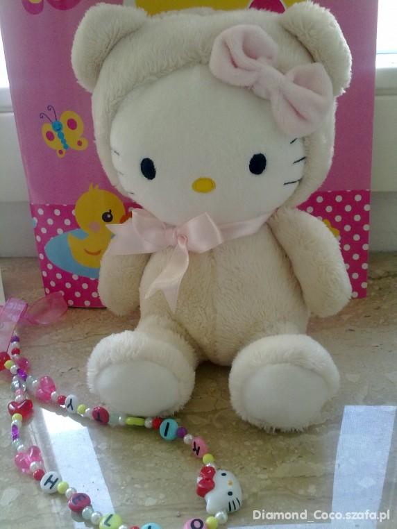 Zabawki Przytulanka Hello Kitty