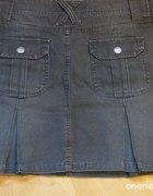 spódniczka jeansowa spódnica jeans