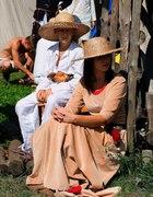 Średniowieczna suknia