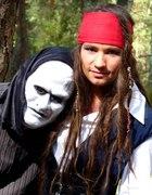 Kapitan Jack Sparrow...