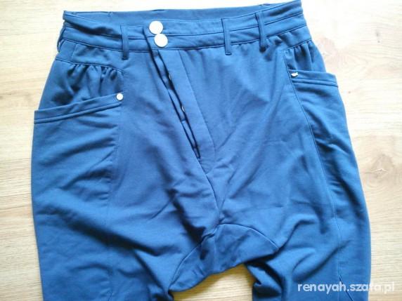 rutme spodnie niebieskie