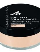 Manhattan Soft Mat Loose Powder Puder sypki matuj...