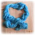 błękitna apaszka