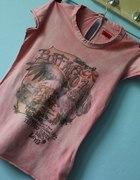 Oryginalny T shirt Levis OLDSCHOOL