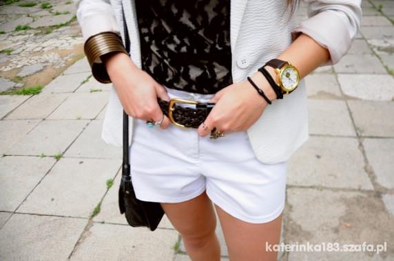 Mój styl czarno na białym