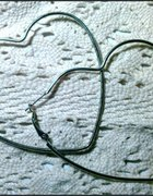 67 Kolczyki serca NOWE