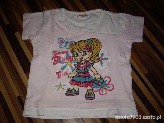 Koszulki, podkoszulki koszulka 104