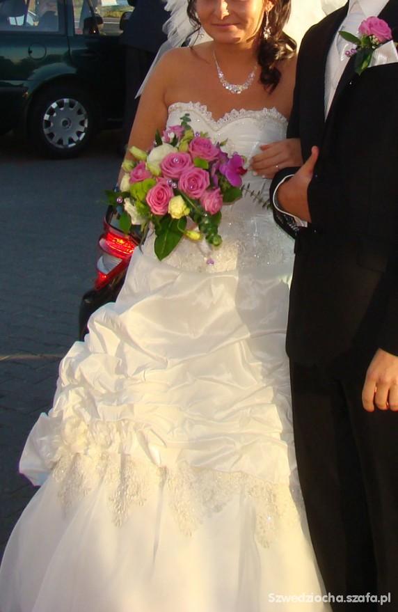 Na specjalne okazje Moja śliczna suknia ślubna