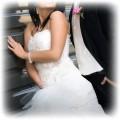 Moja śliczna suknia ślubna