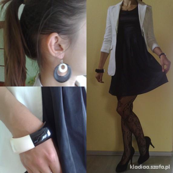 Mój styl czarny biały
