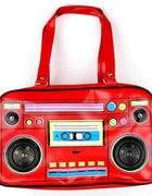 Torba szkolna Radio Living Dead souls Ipod MP3