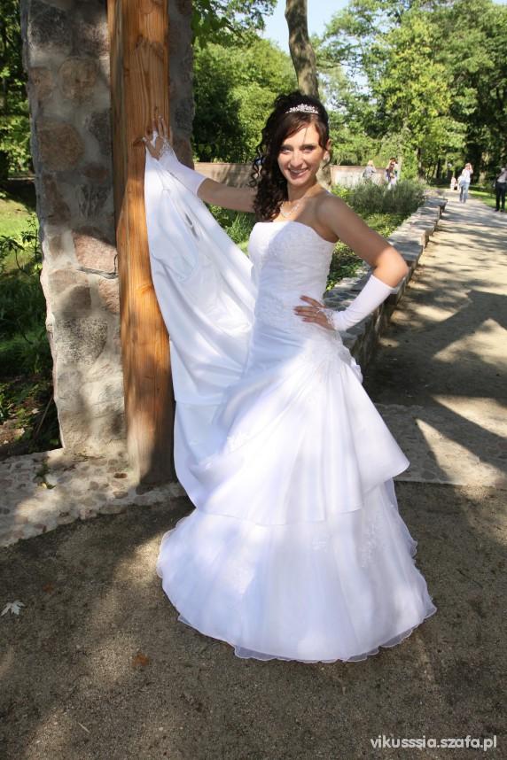 Na specjalne okazje Moja stylizacja ślubna