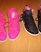 Puma First Round Gloss Hot Pink i Lacoste Sonatta