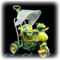 Rowerek zielona pszczolka