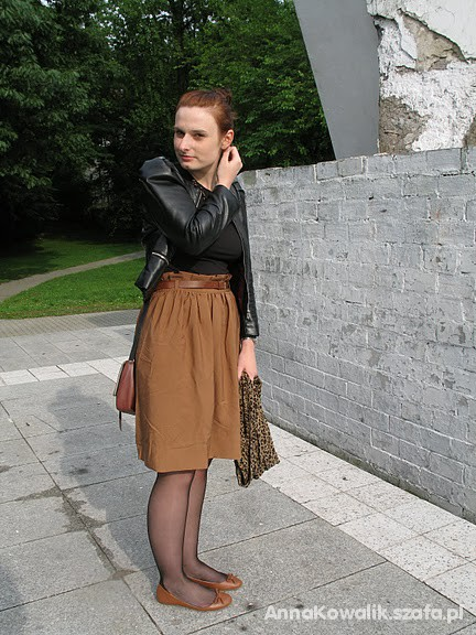 Mój styl like a brown