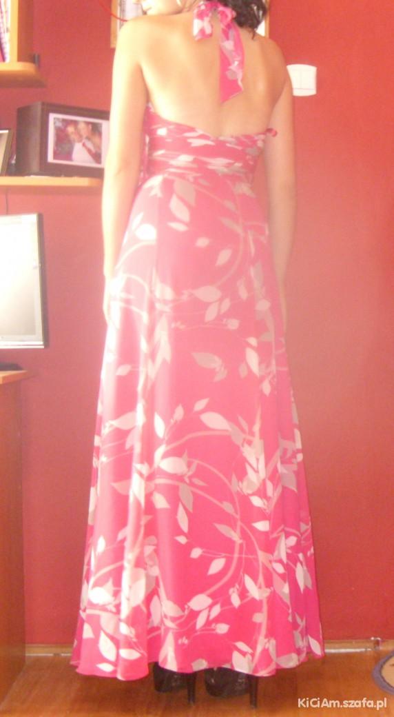 Na specjalne okazje new maxi dress