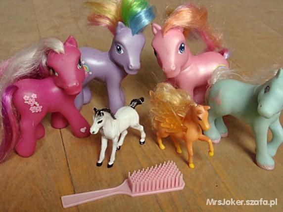 Zabawki Kucyki Pony