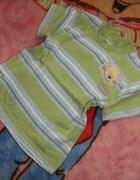Bluzeczka Cherokee 3 do 6 mcy