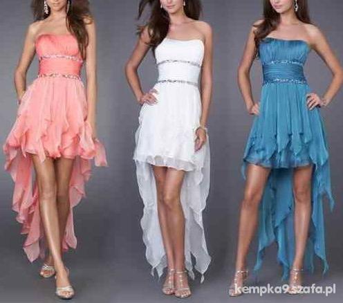 Piekne sukienki