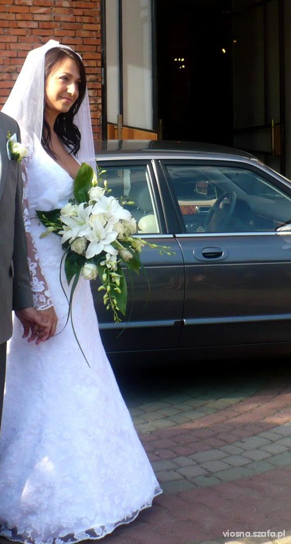 Na specjalne okazje ślubnie