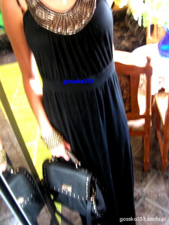 Wieczorowe Maxi Bollywood Dress