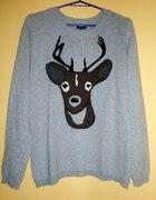 Sweterek z jelonkiem SH