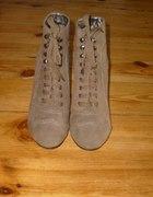 moje jesienne buciki