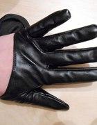 Pół rękawiczki skóra Jennifer HIT