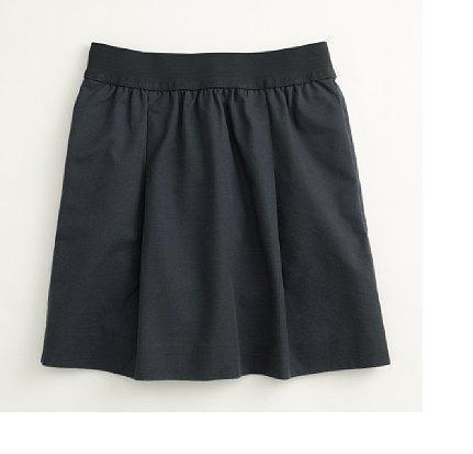 Ubrania Czarna spodniczka rozmiar S lub M
