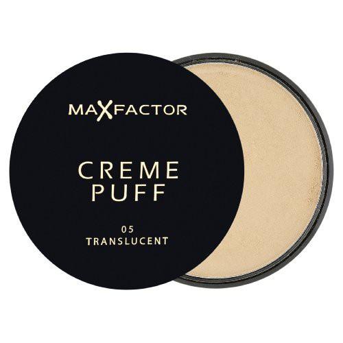 maxfactor creme puff translucent