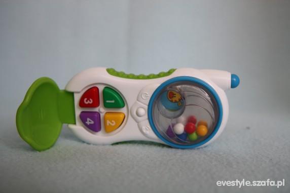Zabawki interaktywny telefon chicco