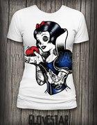 koszulka zombie ŚNIEŻKA...