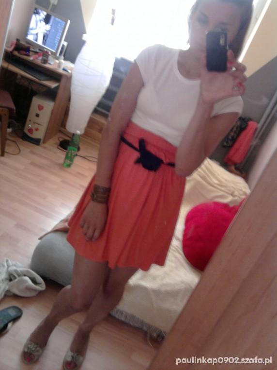 Mój styl Pomarańczka