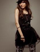 Czarna sukienka damska...