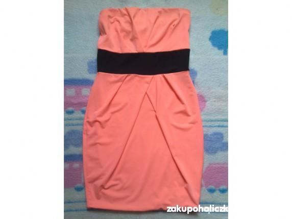 neonowa sukienka tally weijl