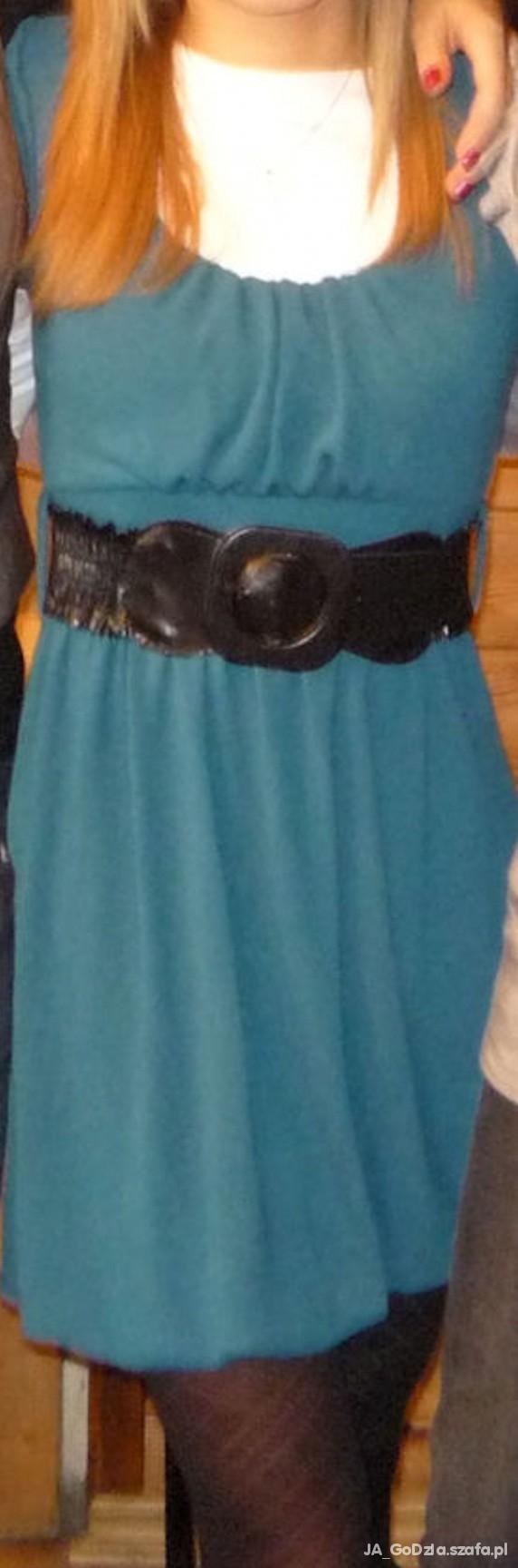 Na specjalne okazje Tunika sukienka