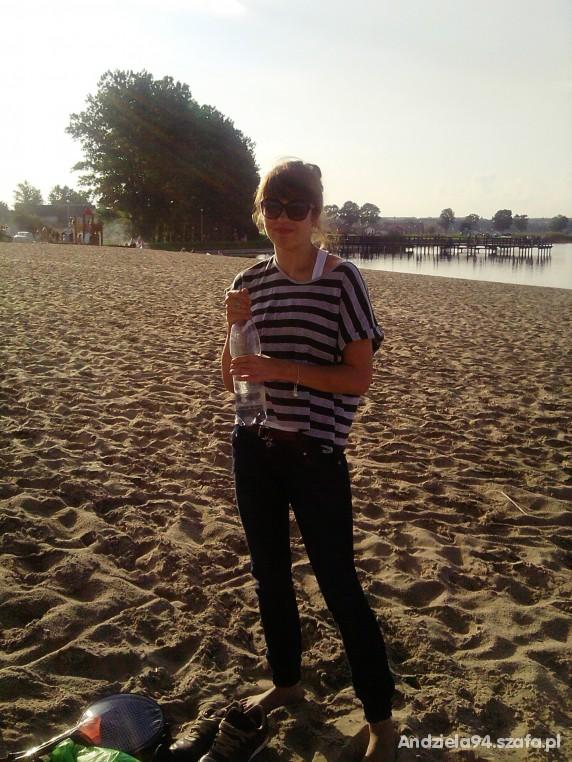 Mój styl na plaże