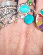 pierścionki moje