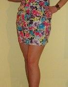 sukienka TULIPAN xl xxl