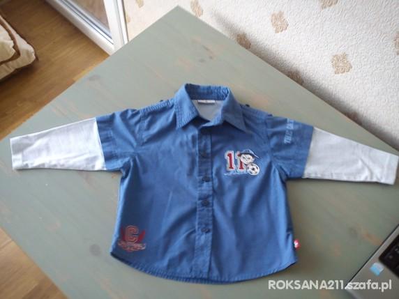 Koszulki, podkoszulki koszula na dludi rekaw