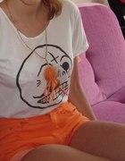White n Orange