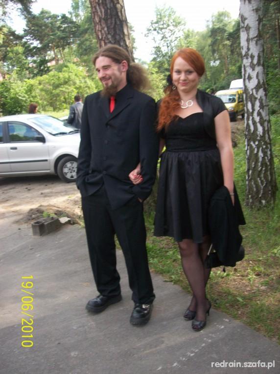 Wieczorowe Ślub przyjaciela mojego chłopaka