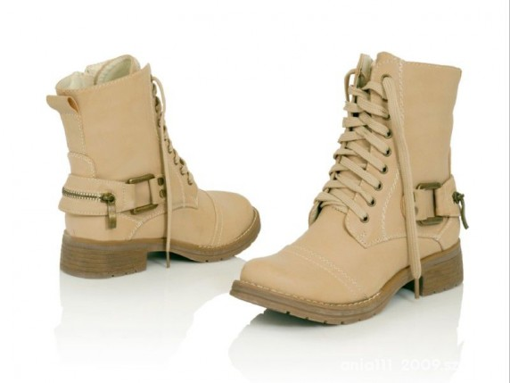 military worker boots
