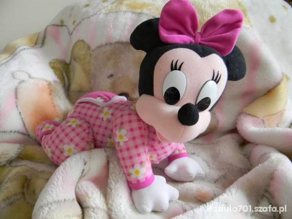 Zabawki Cudna MYSZKA MINI raczkująca dla twojej córci