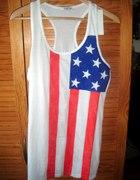 BOKSERKA flaga usa amerykanska