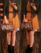 frędzlak i ulubiona sukienka