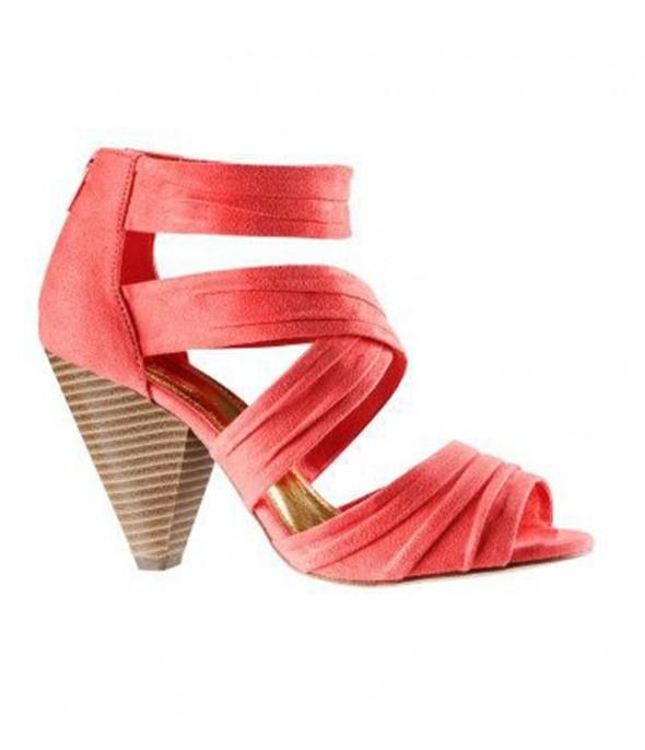 Obuwie buty koturny czółenka sandałki platformy zamsz